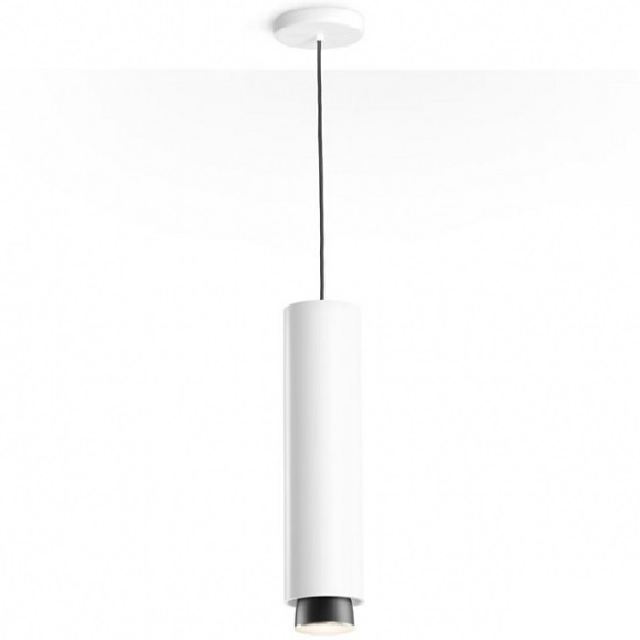 Fabbian – Claque F43 H30 cm hanglamp Wit   7445924750717